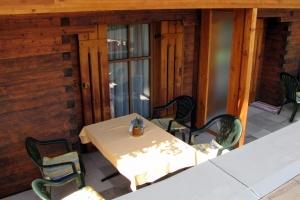 Balkon Doppelzimmer Nr. 32